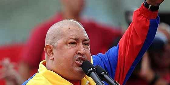 """Chávez advierte a Rajoy: """"No te metas en Venezuela"""""""