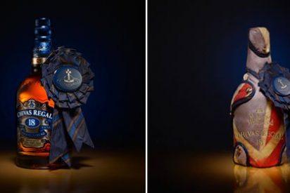 Vivienne Westwood firma la última Edición Limitada de Chivas Regal 18 años