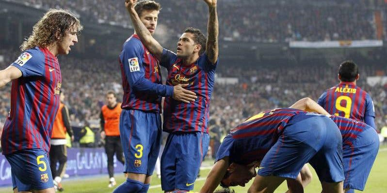 12,1 millones de espectadores vieron el Real Madrid - Barcelona