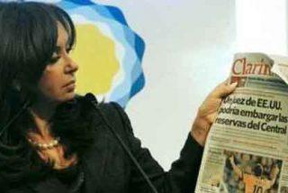 Las sucias maniobras de la presidenta argentina para silenciar a 'Clarín'