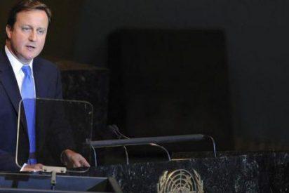 Irán pone a prueba el liberal-conservadurismo de David Cameron