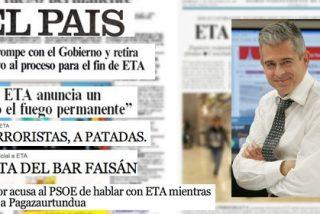 Así engañó El País a sus lectores antes y durante la tregua etarra de 2006