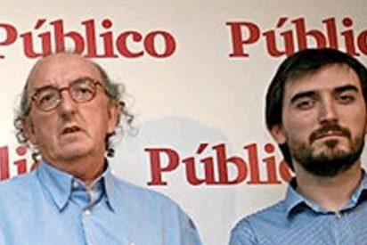 Público cumple sus dos obsesiones: arrear al Rey y a Rajoy