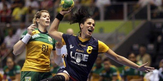 El balonmano femenino español accede a las semifinales del Mundial