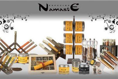 Namaste, especias con diseño para regalar esta Navidad