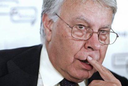 Piden el cese de Felipe González en la presidencia del consejo de Doñana