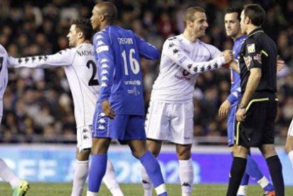 Festival de goles en el partido 'Champions for Africa' (14-14)