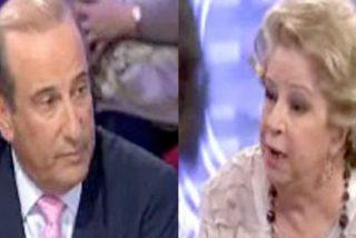 """María Antonia Iglesias llama """"hijo de puta"""" al nieto mayor de Franco"""