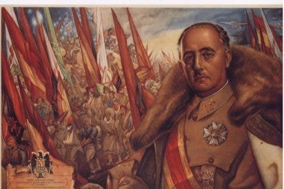 Lugo mantiene los honores que dio en su día al general Franco