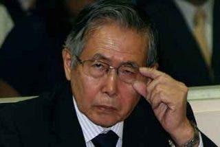Perú se prepara para liberar a Fujimori porque padece cáncer y depresión
