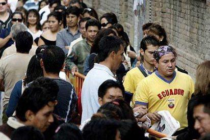 Desciende el número de latinoaméricanos residentes en España