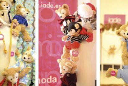 Estas Navidades ven a IADE y descubre a Duffy, el oso de peluche amigo de Mickey