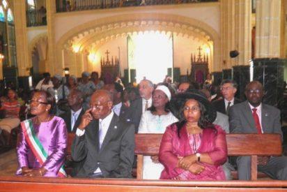 El partido de la oposición en Malabo acusa a la Iglesia de complicidad con el Gobierno