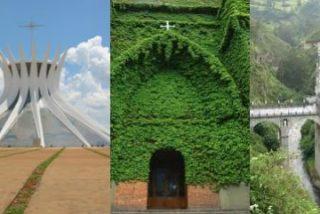 Las iglesias más raras o especiales del mundo