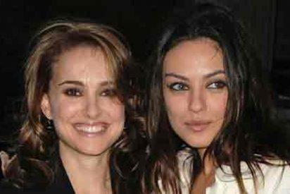 Natalie Portman y Mila Kunis, las más buscadas en Internet
