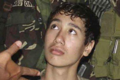 Un niño norteamericano huye tras cinco meses secuestrado en Filipinas