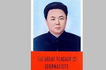 La megalomanía de Kim Jong Il: 'El gran maestro de los periodistas'