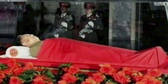 Cómo embalsamar a un líder: los cuidados a Kim Jong-il
