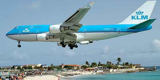 KLM te deja elegir al que viaja a tu lado usando Facebook