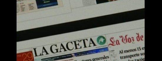 "José Damián González carga contra TVE por dar por cerrada a 'La Gaceta': ""Manda huevos"""