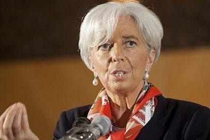 """Lagarde pide """"una sola voz"""" para encajar la crisis en Europa"""