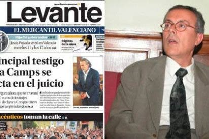 Los directivos del diario Levante no cobraron el publirreportaje al 'Bigotes' pero ¿se lo ofrecieron?