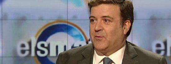 """López Tena llama """"mamarracha"""" y """"cosa"""" a la presidenta del 'Parlament'"""