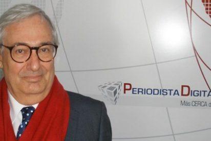 """Luis Solana: """"Es una buena noticia que en este Gobierno no haya ningún pijo ni ningún engominado"""""""