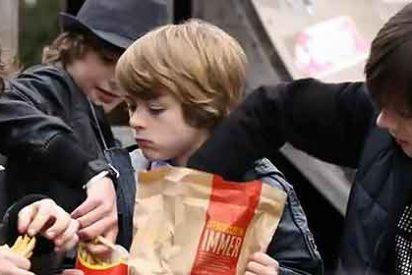 Brutal y hábil campaña de McDonald's contra Burger King