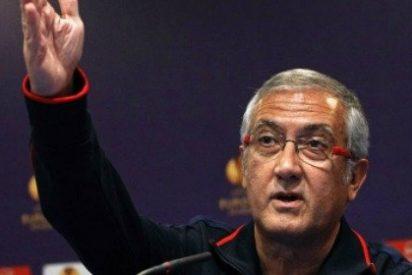 Gregorio Manzano se 'Mourinhiza' y carga contra la prensa