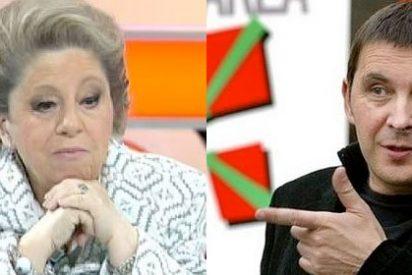 """María Antonia Iglesias: """"He visitado en la cárcel a Otegi por motivos personales"""""""