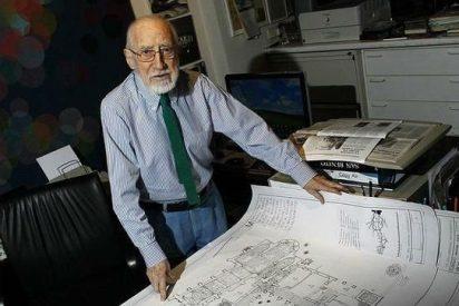 Mariano García, media vida dedicado a salvar la joya perdida del Císter