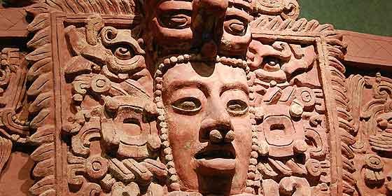La profecía maya puede no ser el fin del mundo en 2012 sino el regreso del dios