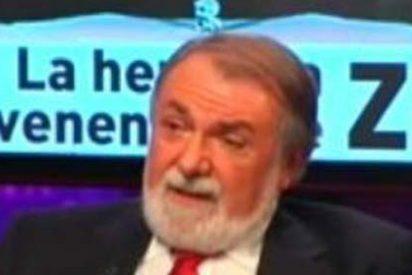 "Mayor Oreja: ""Zapatero deja una herencia envenenada con ETA"""