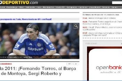 La web de Mundo Deportivo le saca partido a su inocentada y bate récords de visitas