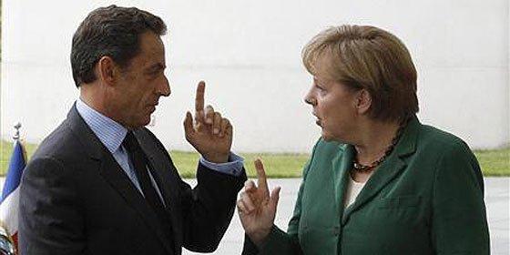 ¿Qué quieren cambiar Merkel y Sarkozy en Europa?