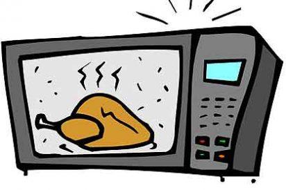 ¿A qué no sabía usted por qué calientan la comida los hornos microondas?