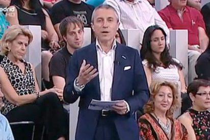 Melchor Miralles se queda sin voz ni voto en Telemadrid: su espacio no será renovado