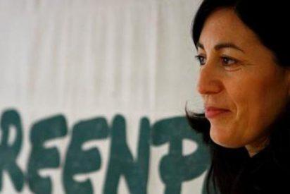"""Dimite """"por motivos personales"""" la directora de Greenpace España"""