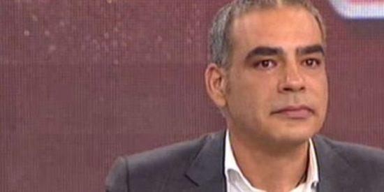 """Nacho Abad ('El Programa de A. R.') rompe a llorar en directo al entrevistar al padre de Marta del Castillo: """"Me llevo a un amigo para toda la vida"""""""