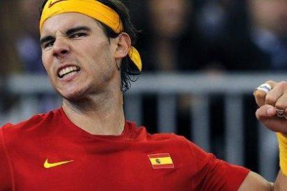 Vídeo: El mejor golpe de tenis de 2011 lo dio el español Rafa Nadal