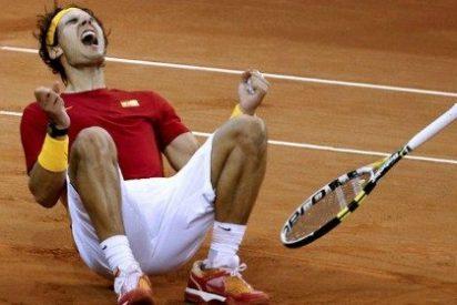 Rafa Nadal, el orgullo de una España pentacampeona de la Copa Davis
