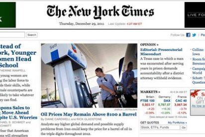 'NYTimes' ofrece por error descuentos para sus suscripciones