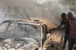 Nigeria confirma decenas de muertos en diferentes atentados contra la Iglesia católica