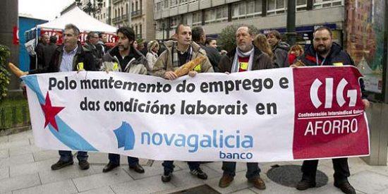 Grandes empresarios gallegos inyectan 70 millones a Novagalicia