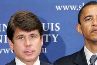 Al gobernador le meten 14 años de cárcel por vender el escaño de Obama
