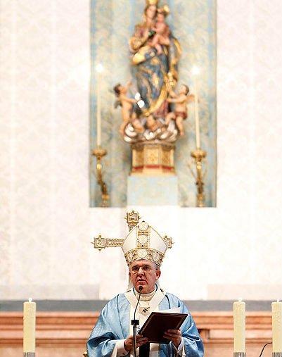 """Osoro llama a """"recuperar a Dios como fundamento de la existencia en este momento histórico"""""""