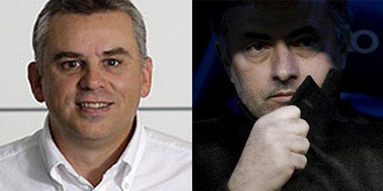 """Roberto Palomar: """"¿Suerte el Barça? Sí, suerte la de Mourinho, que no volvieron a meterle cinco"""""""