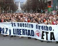 El compromiso de la Iglesia vasca por la paz, en el 2012