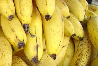 Smoothie de miel, vainilla y plátanos